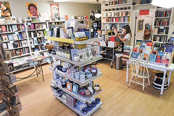 INDIANAPOLIS BUSINESS JOURNAL - INDEPENDENT BOOKSTORES CREATE WORLDS WHERE PRINT IS ALIVE AND WELL (Aug. 1, 2018)