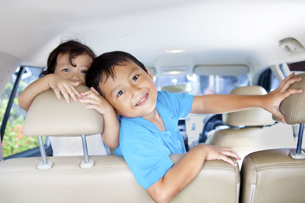 """""""Are we there yet?""""If you're hitting the road this summer, there is nothing worse than a car full of bored family members. Instead of leaving everyone to their own tablets, devices, and headphones, consider listening to audio books instead. Not only are audio books immersive and imagination-stimulating, but they can also encourage even the most reluctant readers to get engaged in a story. The following are a few of our favorite family-friendly audio books, perfect for road trips this summer.   -    Harry Potter  series - JK Rowling   Even children too young to read the novels will enjoy listening to the adventures of Harry, Ron, and Hermione. Expertly read by British actor Jim Dale, the Harry Potter series is a perfect way to introduce brave children as young as six to the series.   -    Magic Tree House  collection – Mary Pope Osborne    With more than 40 of the  Magic Tree House  titles available as audio books, there are more than enough titles for a summer's worth of road trips. Adventurous children will love Jack and Annie's adventures with their Magic Tree House – and parents will love that each book has an educational or historical component.   -    Matlida –  Roald Dahl   The story of an exceptional young girl who learns to fight back against injustice with her own remarkable powers,  Matilda  is a beloved children's classic that comes to life on audio book. Fans of  Matilda  will also like the Roald Dahl Audio Collection, in which the author himself narrates five of his works including  Charlie and the Chocolate Factory, James and the Giant Peach, The Fantastic Mr. Fox, The Enormous Crocodile,  and  The Magic Finger.    -    The Incredible Journey  – Sheila Burnford   An indomitable trio of pets crosses the country to get back to their beloved owners. Suitable for children as young as six, set the stage for  The Incredible Journey  when driving through the country or woods.   -   A Long Way From Chicago –  Richard Peck  If your family is driving to Grandma'"""