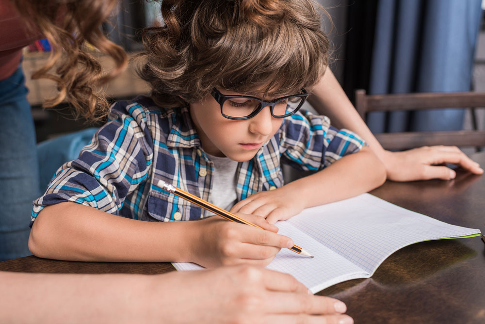 """""""I think he could do better if he applied himself a little more.""""  """"She doesn't seem to be putting any effort into her schoolwork.""""  """"I know they are capable of better grades than this.""""  If you have heard these or similar phrases from your child's teachers, you are one of the many parents dealing with an underachieving student. Children who consistently perform below their abilities are often known as underachievers. In the case of most underachievers, both parents and teachers know it is possible for the student to do better than their grades, tests, or classwork reflects.  Dealing with underachieving children can be extremely frustrating as parents; many struggle to find ways to motivate their children without becoming locked in an endless power struggle. While there is no quick fix or easy solution to motivating an underachiever, the following tools can help parents get through to their children and change their habits for the better.   Rule out other issues   Whether your child has always struggled in school or their academic performance has taken a recent turn for the worse, it's important to rule out any other issues. Major life transitions such as the addition of a new sibling or changing schools can negatively impact both grades and behavior. Likewise, ongoing academic issues can be based on learning disabilities such as ADD or dyslexia. Having your child evaluatedfor learning disabilities or hearing and vision problems can ensure there are no other issues impacting their academic performance and motivation.   Reflect on past successes – and failures   Even young children can be surprisingly introspective when evaluating their past academic performance. Discuss a time when your child was successful, such as getting an A on a test or getting a major project completed on time; what did they do to get it done? How could they replicate it again? Likewise, having your child discuss what they struggle with allows you to work together to create a plan that maximiz"""