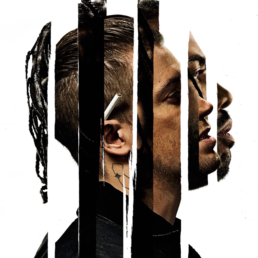 Blindspotting 2018. This powerhouse film opened the 2018 Sundance Film Festival and electrified SXSW.  Directed by Carlos Lopez Estrada. Starring Daveed Diggs and Rafael Casal. Produced by Keith and Jess Calder. The film was released theatrically in July 2018 by Lionsgate. Click on the picture for more info.