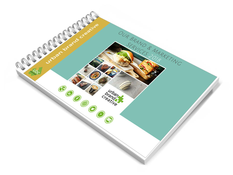 View our services brochure & see how we can meake your brand better in 2018!