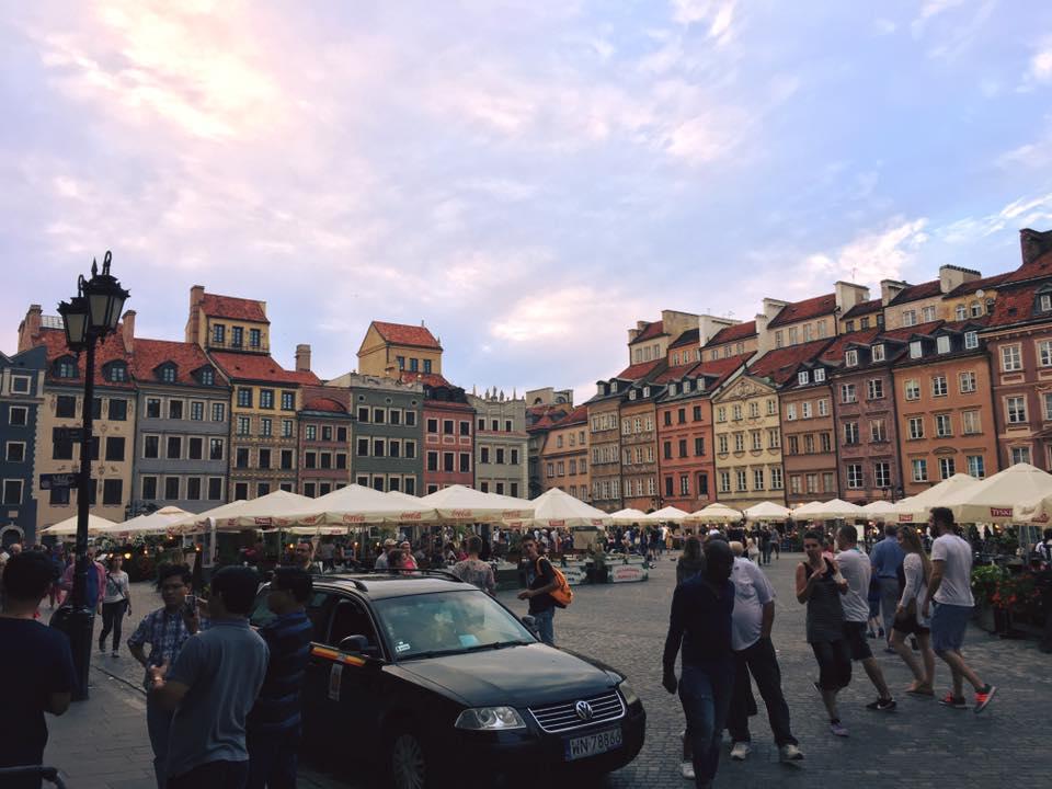 Warsaw, Poland -
