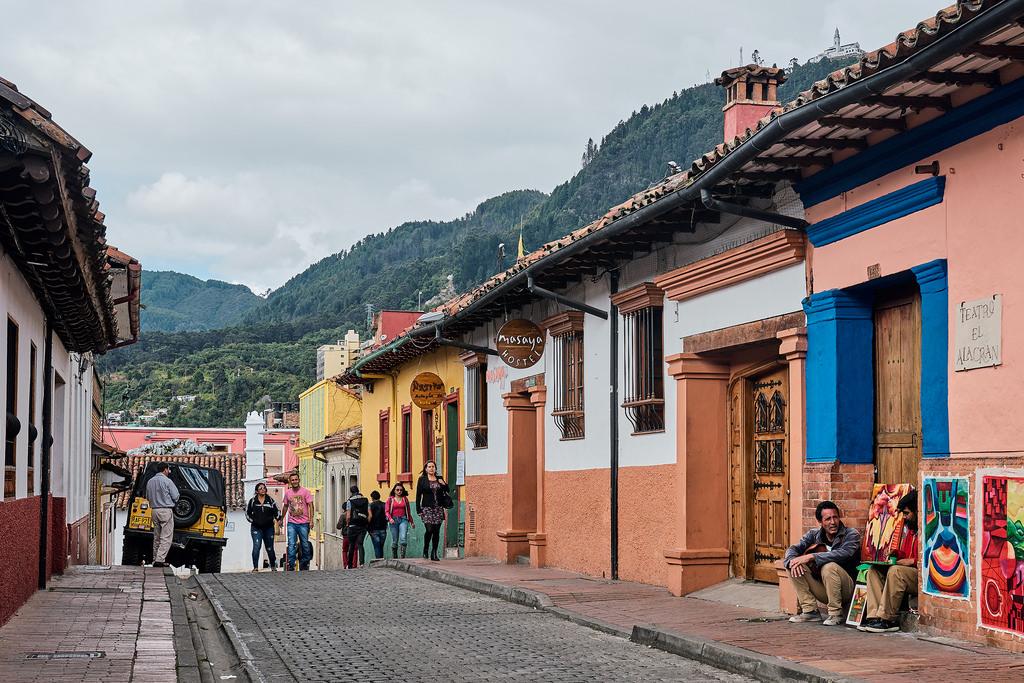 Bogota, Colombia -