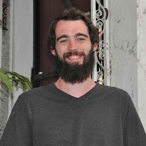 Jeremy Ray, Psychology & History Student