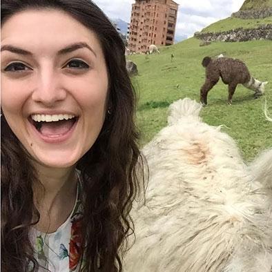 Hannah Javidi, Psychology Student