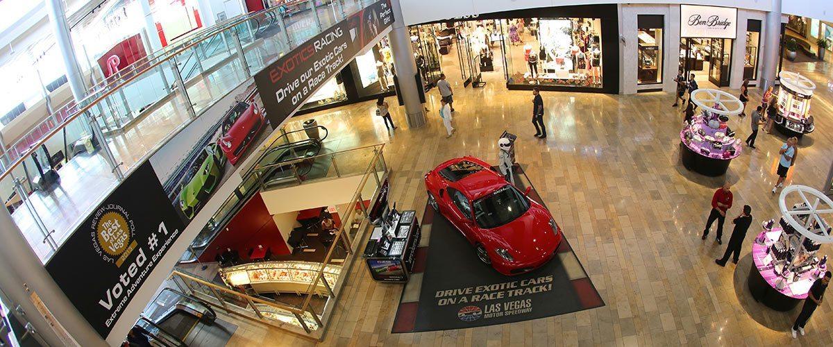 Fashion Show Mall — ASSOCIATED IMPORTS