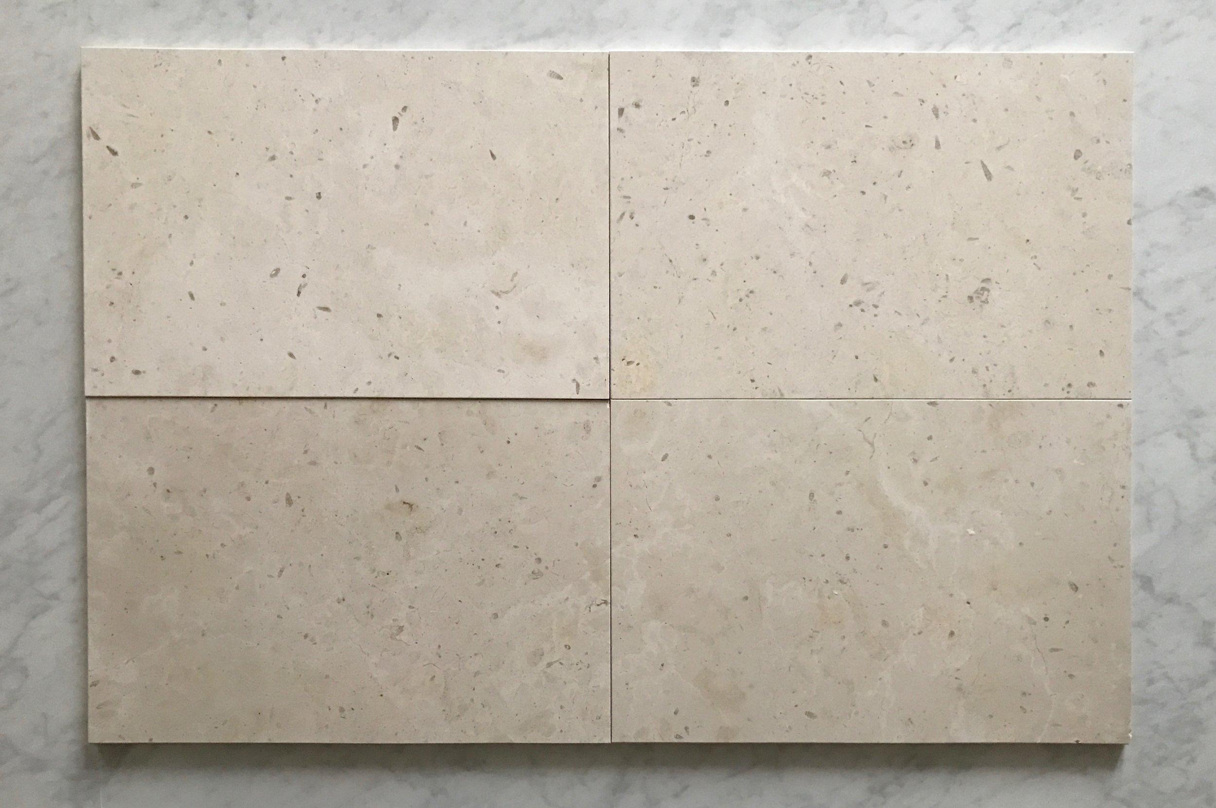 Biancone Limestone 12x24 Honed