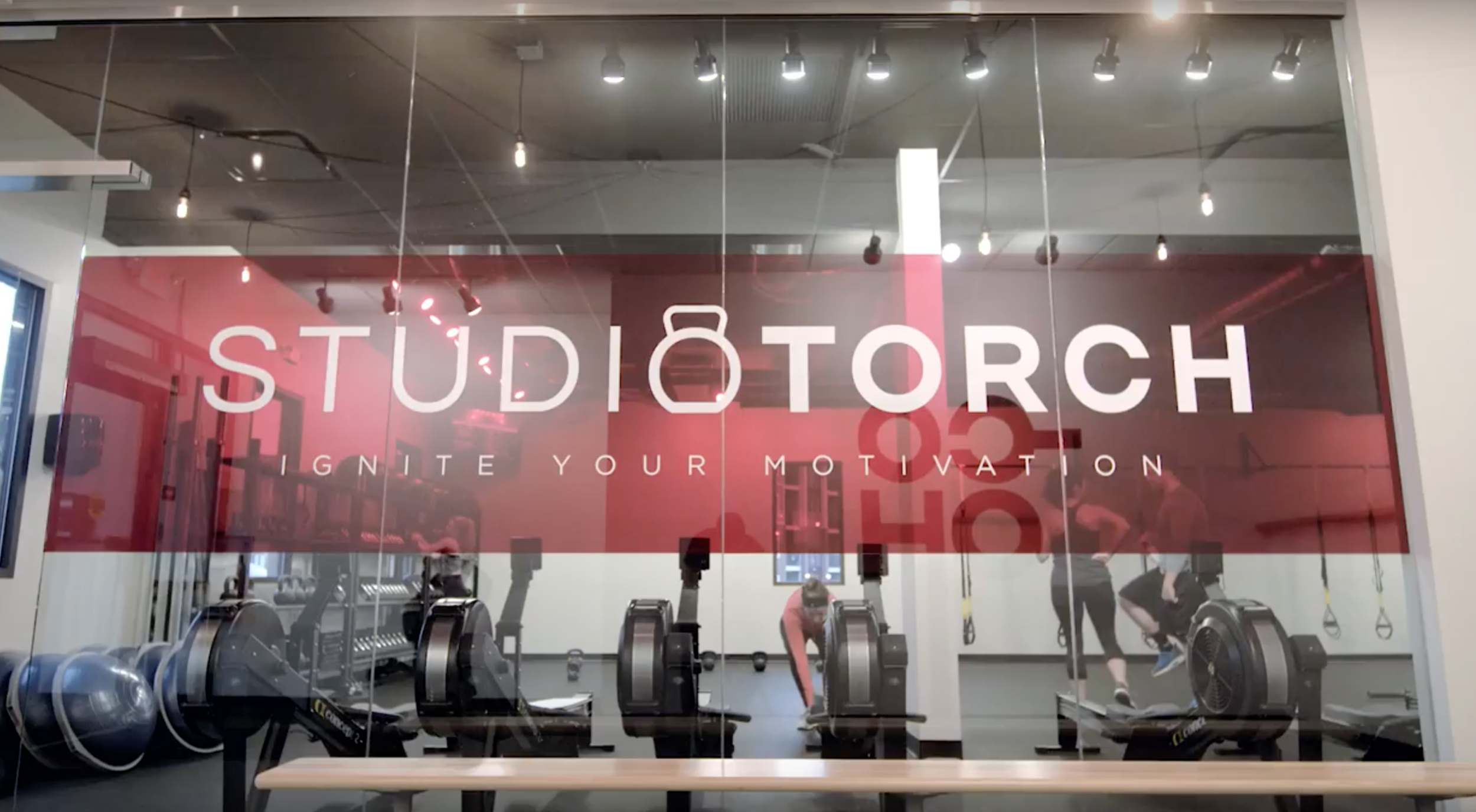 WHAT IS STUDIOTORCH? - Our classes include a mixture of intense interval training, heavy strength training, cardio exercises, and low-impact training movements. We utilize a wide variety of formats, such as: Tabata Style, Circuits, AMRAP, and Time Capped Intervals. These formats keep you constantly moving; you never stop burning calories!