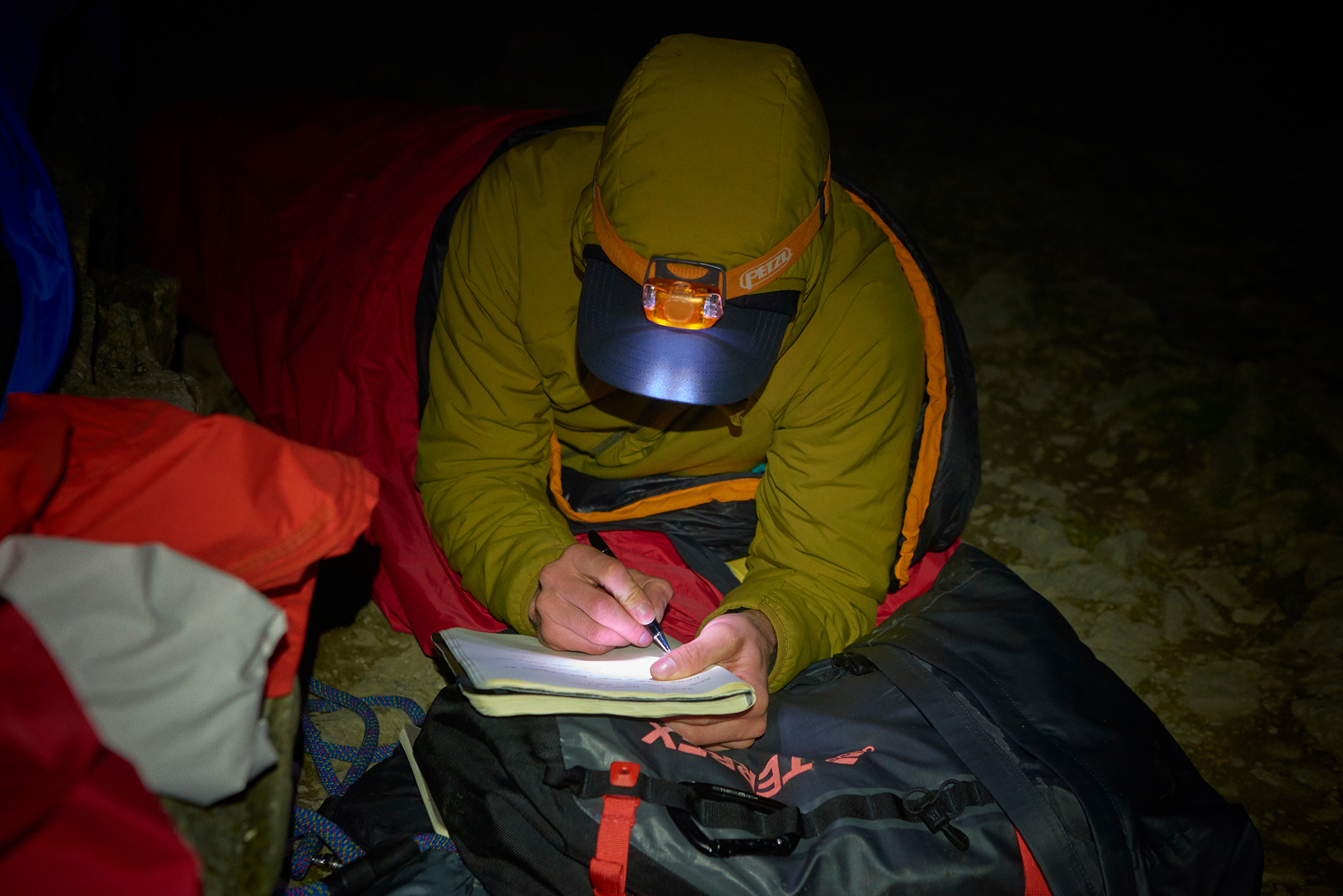 ALPKIT Hunka XL: Getting settled for the night with the right gear makes anywhere a home from home.