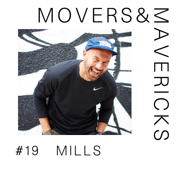 Listen to Mills Podcast -