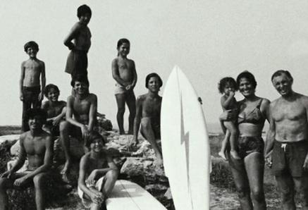 Paskowitz Family. Surfwise.