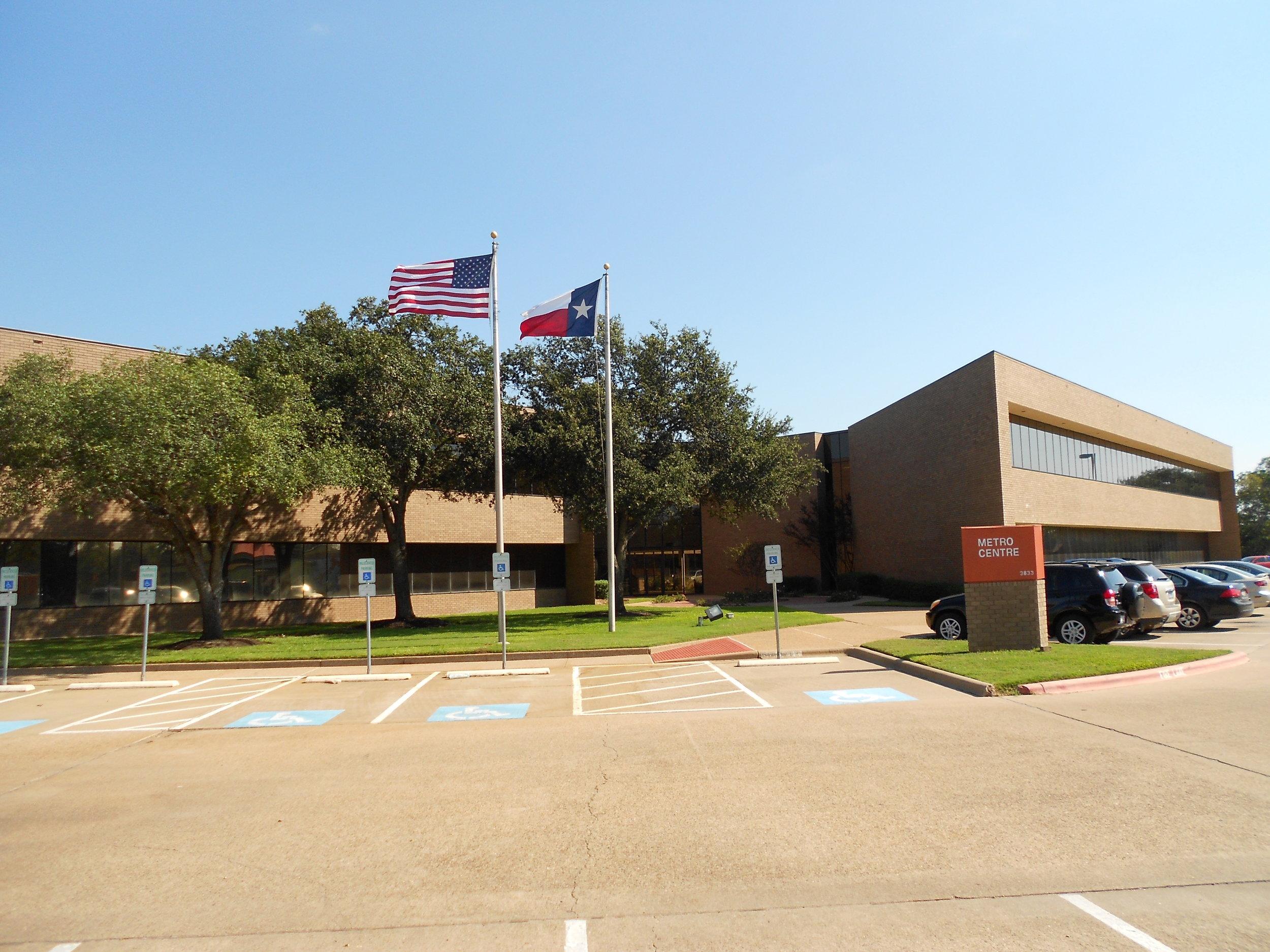 Metro Centre   3833 S TEXAS AVE. bRYAN, TX 77802