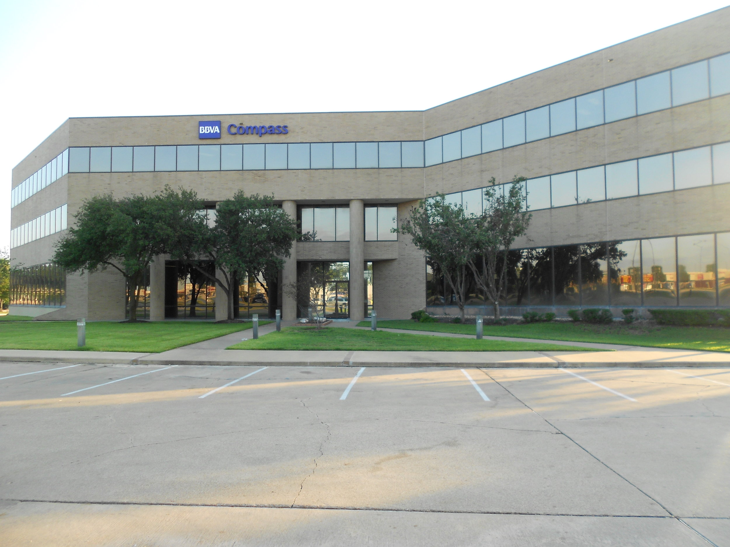 Compass Bank Building   2405 S TEXAS AVE. cOLLEGE STATION, TX 77840