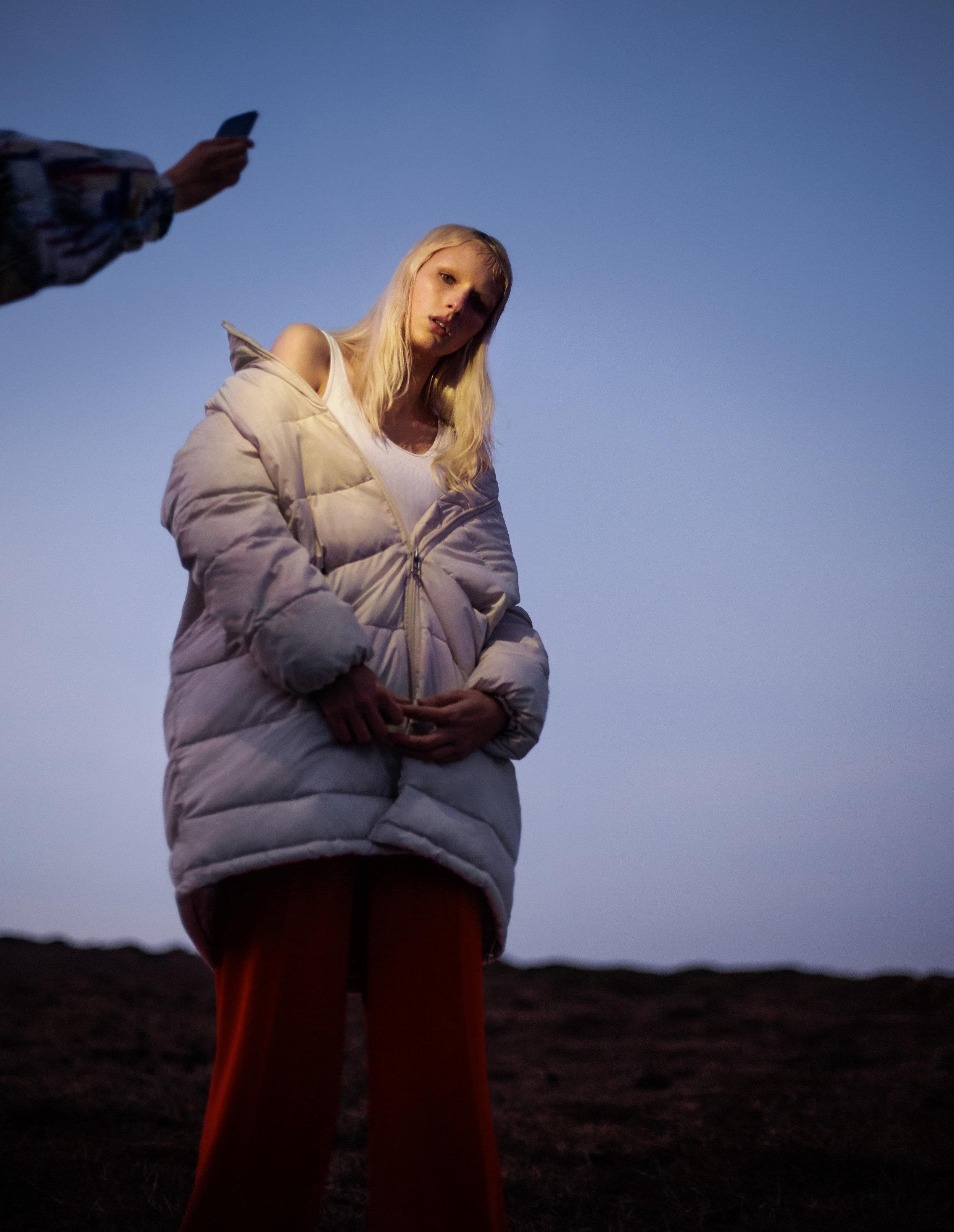 Jacket  H&M  Trousers  Carolina Herrera