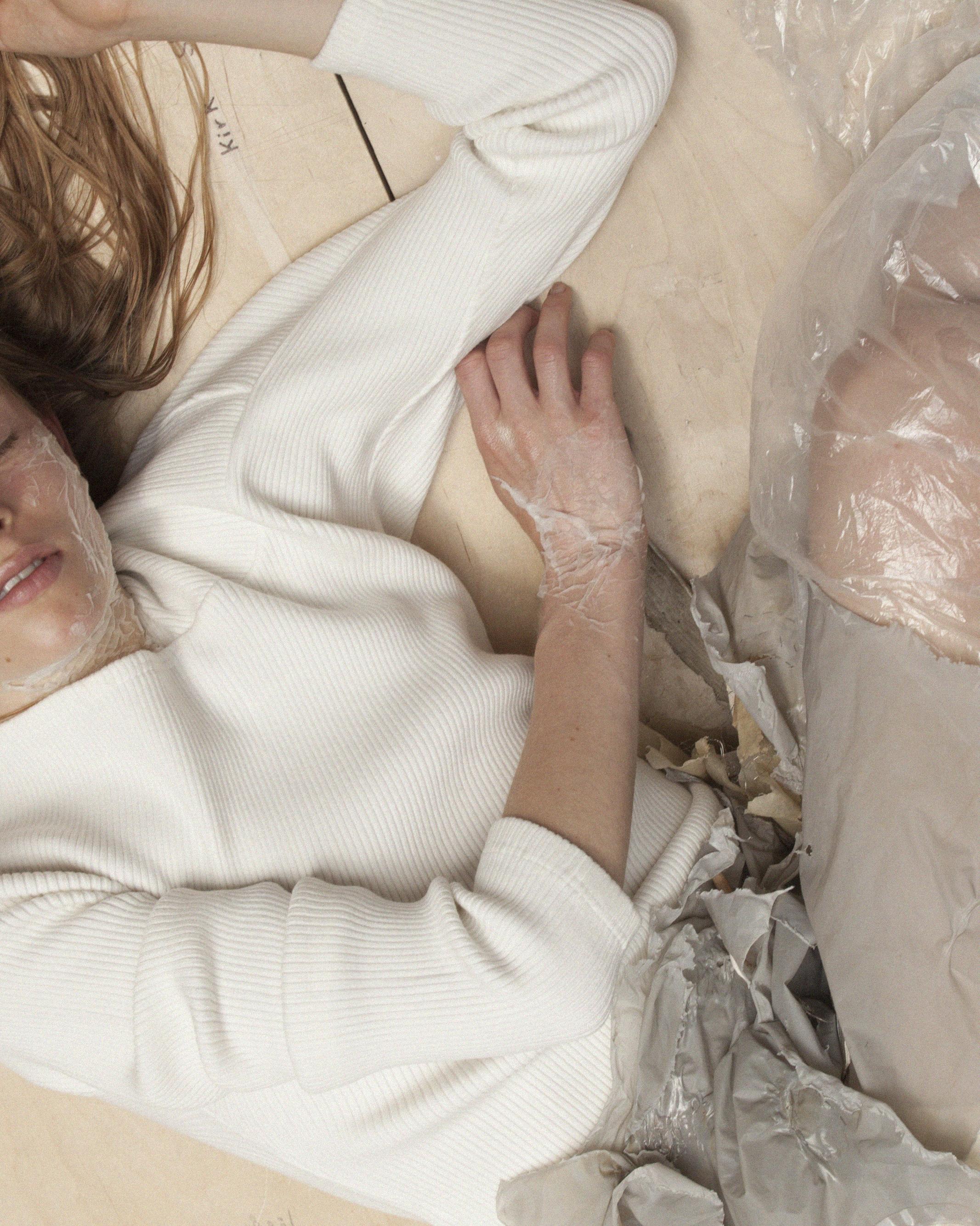 Top  Regina Pyo at Young British Designers  Skirt  Matthew Needham