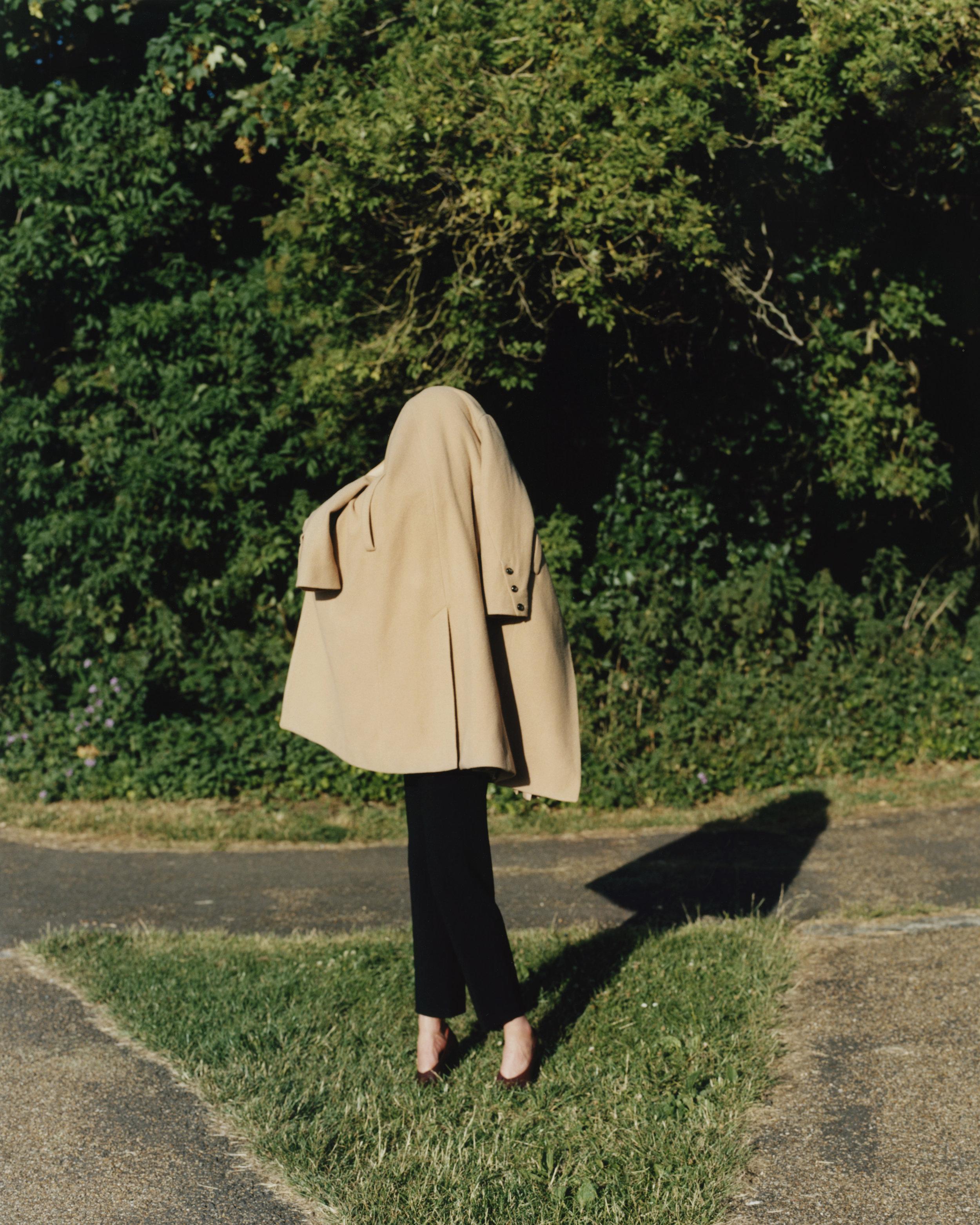 Trousers and Shoes  Filippa K   Coat  J JS Lee