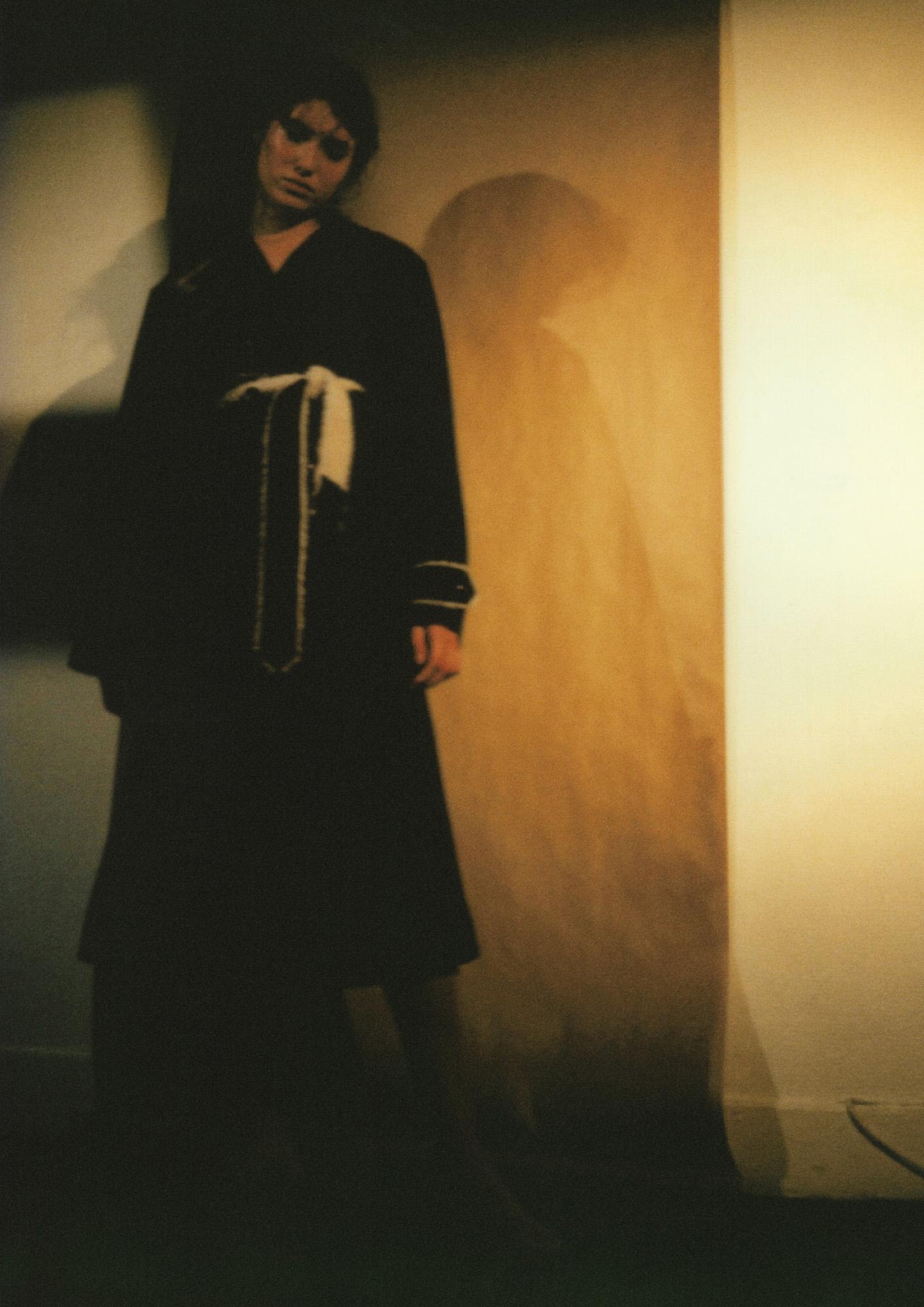 Coat  Yohji Yamamoto