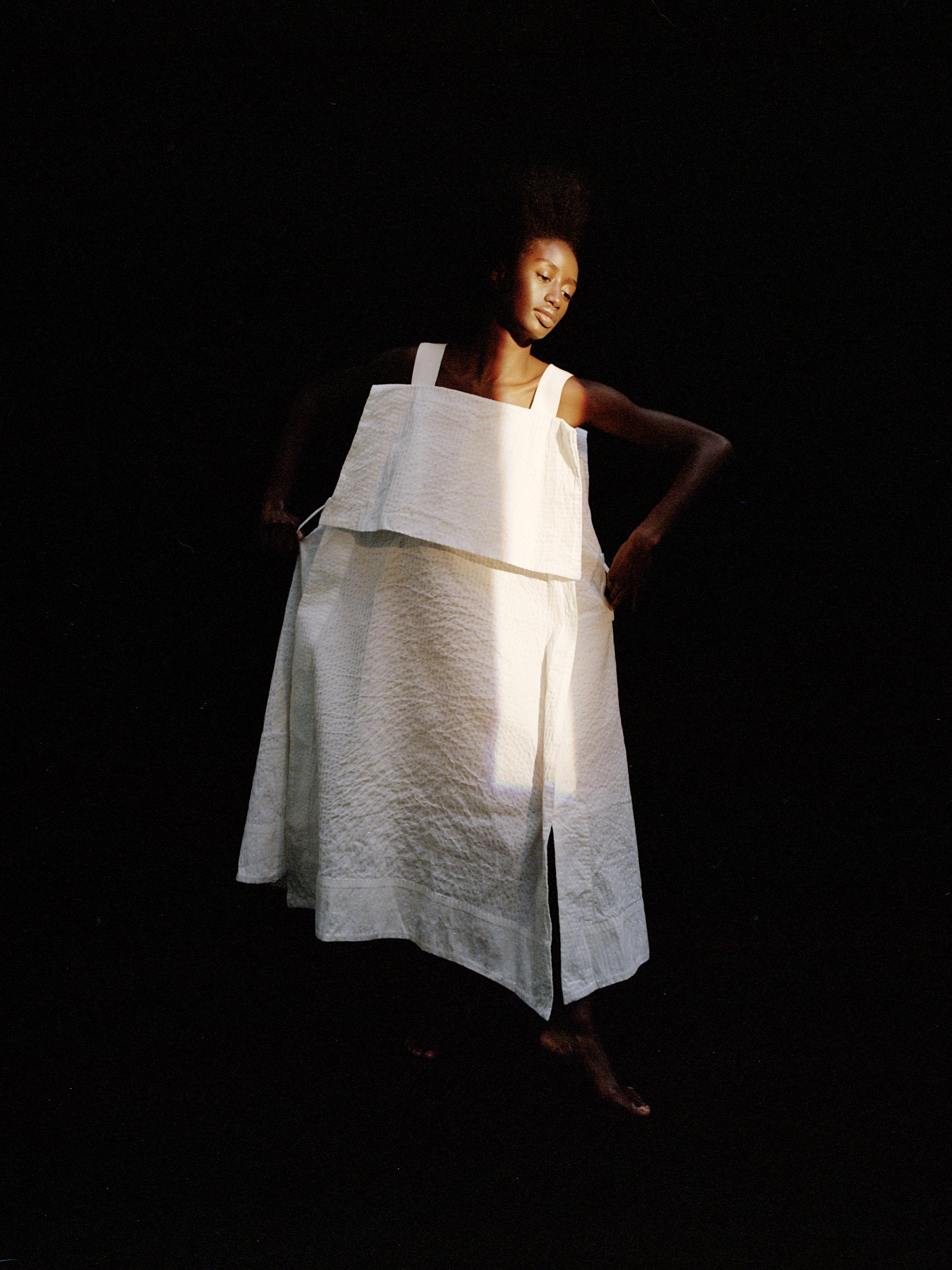 Dress  ISSEY MIYAKE