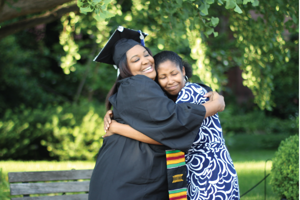CTS provides intensive advising to graduates to and through college.