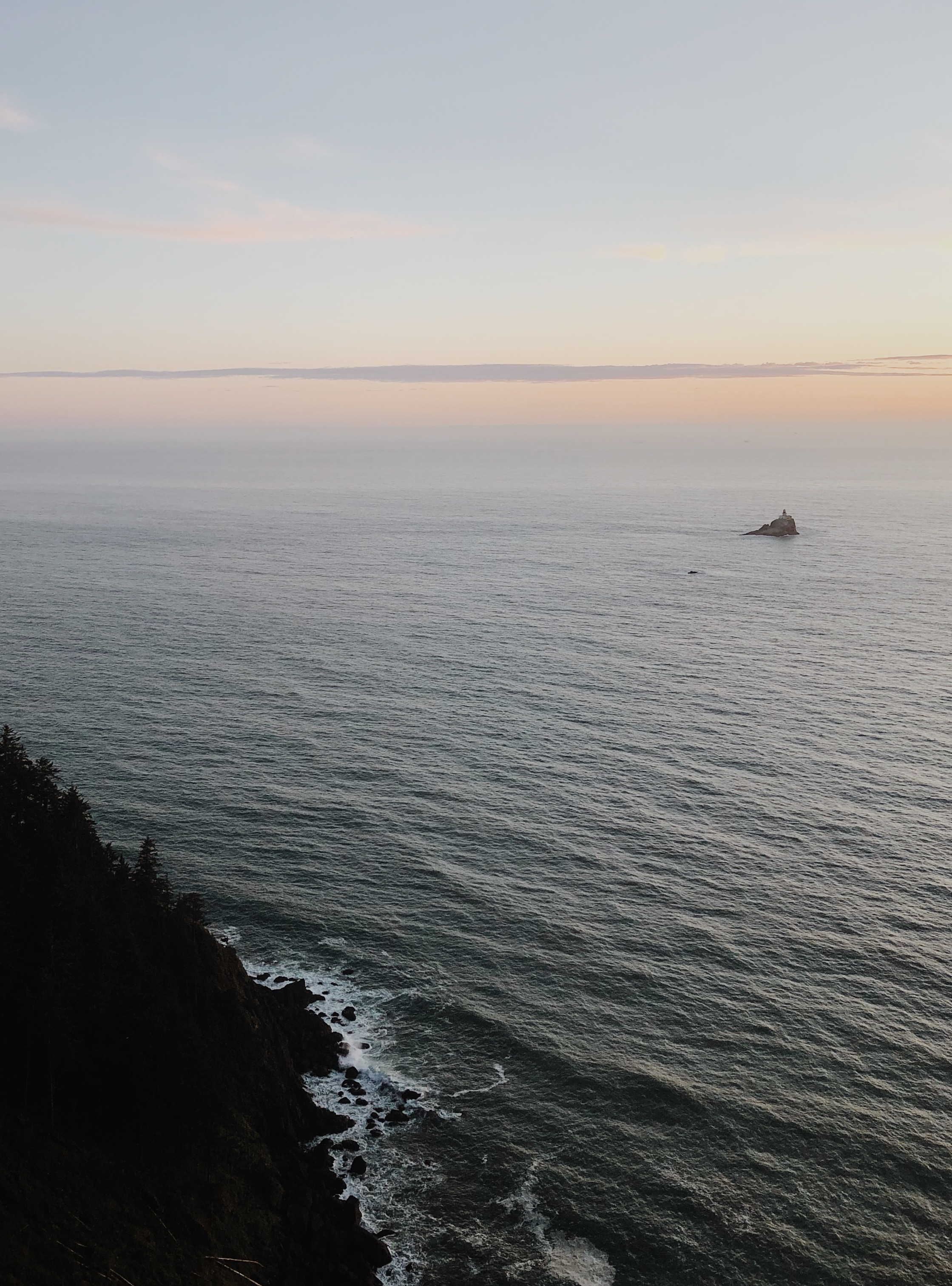 Oregon Coast Trail: Seaside to Crescent Beach