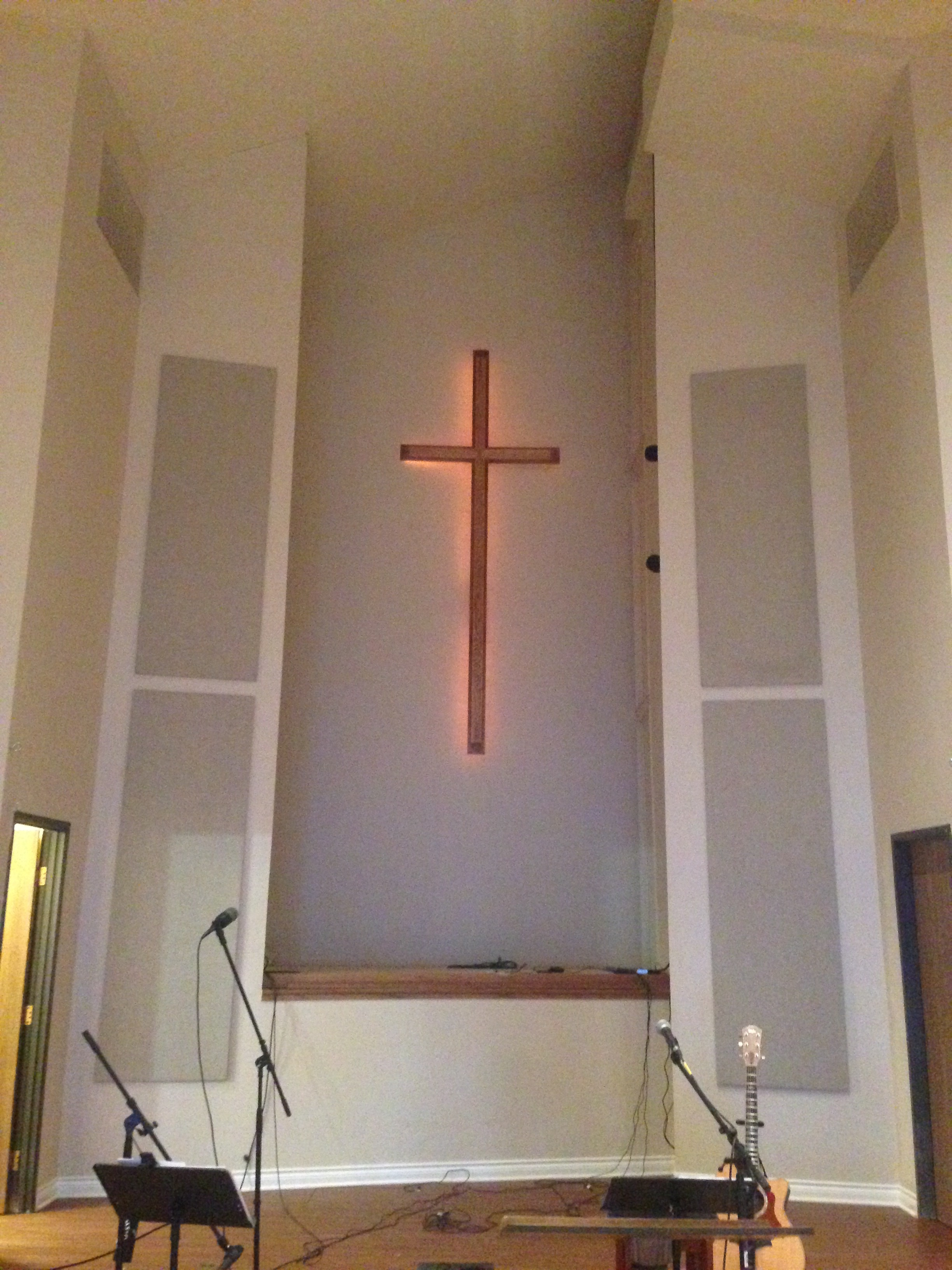 Redemption Hills Church Project - Before Renovation