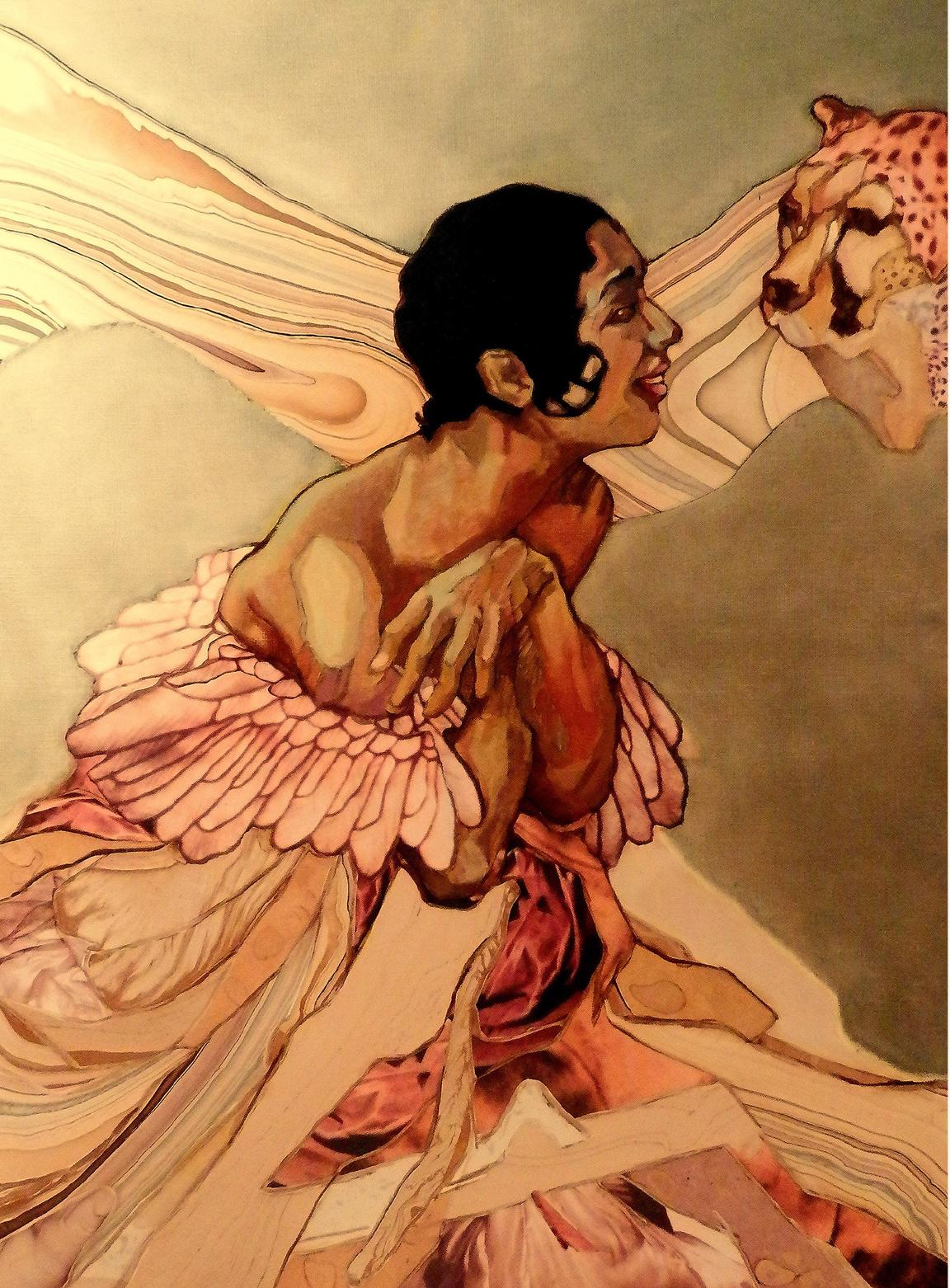 "Josephine Baker: The Myth of Africa  – 34"" x 26"""