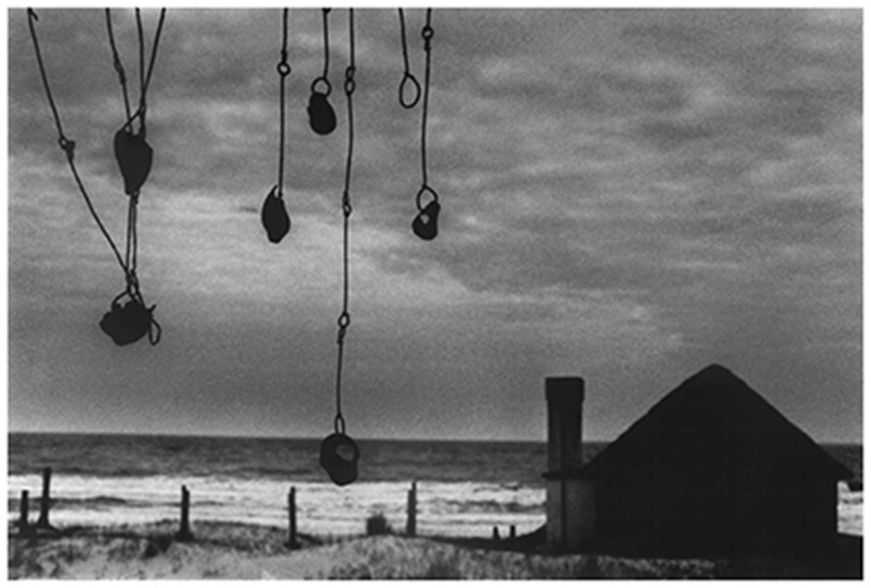 """Punta del Diablo"" 17 x 7.3 inches each , Photographic Essay	$350"
