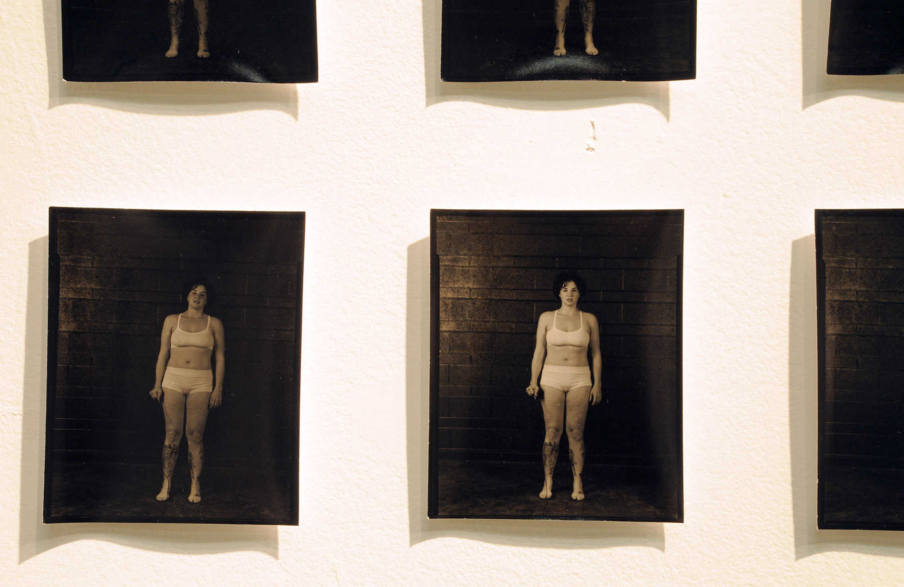 """""""Her"""", Piece Two. 2012. 2,450 Individual Silver Gelatin Photographs (no copies). 754 sq. ft."""