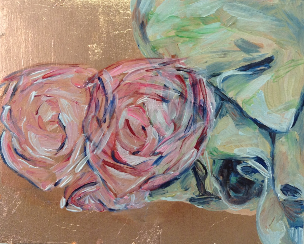 Roses & Canvas