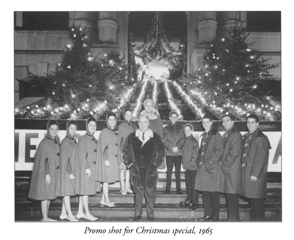 Promo Shot for Christmas Special, 1965