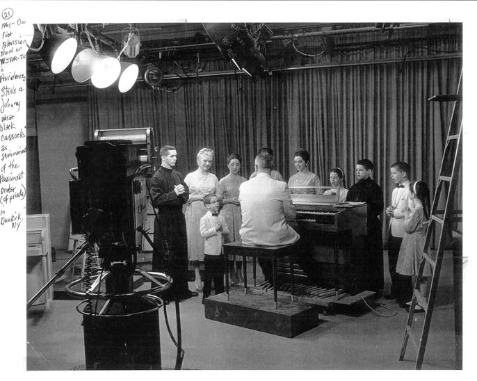 WJAR-TV 1961