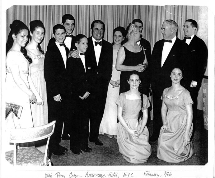 Perry Como Americana Hotel, 1966