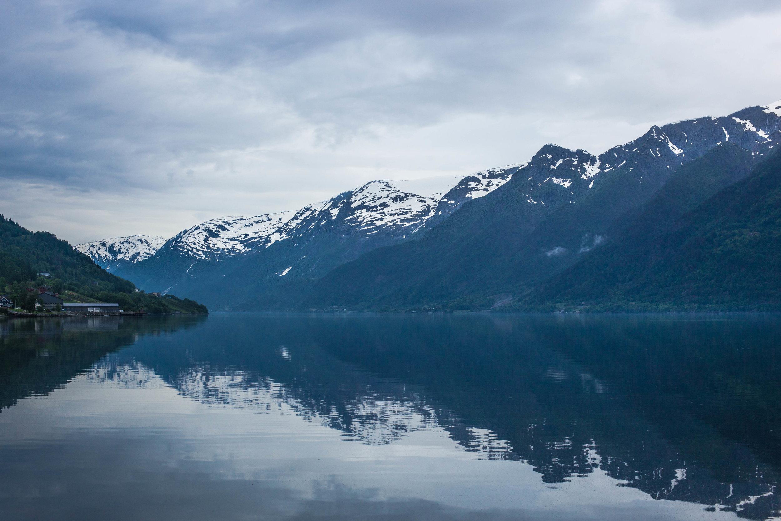 Fjord, Eidfjord