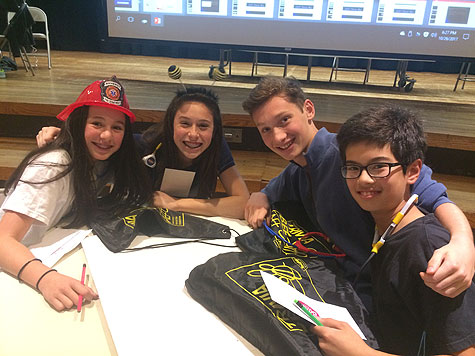 And congratulations to the champions of the first-ever AEF Youth Trivia Bee. The four eighth-graders on the Amherst Pediatrics team correctly answered questions taken from the adult round to prevail against a brilliant team of fifth graders from Crocker Farm.