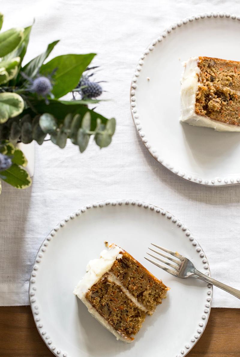 Buttermilk Carrot Cake