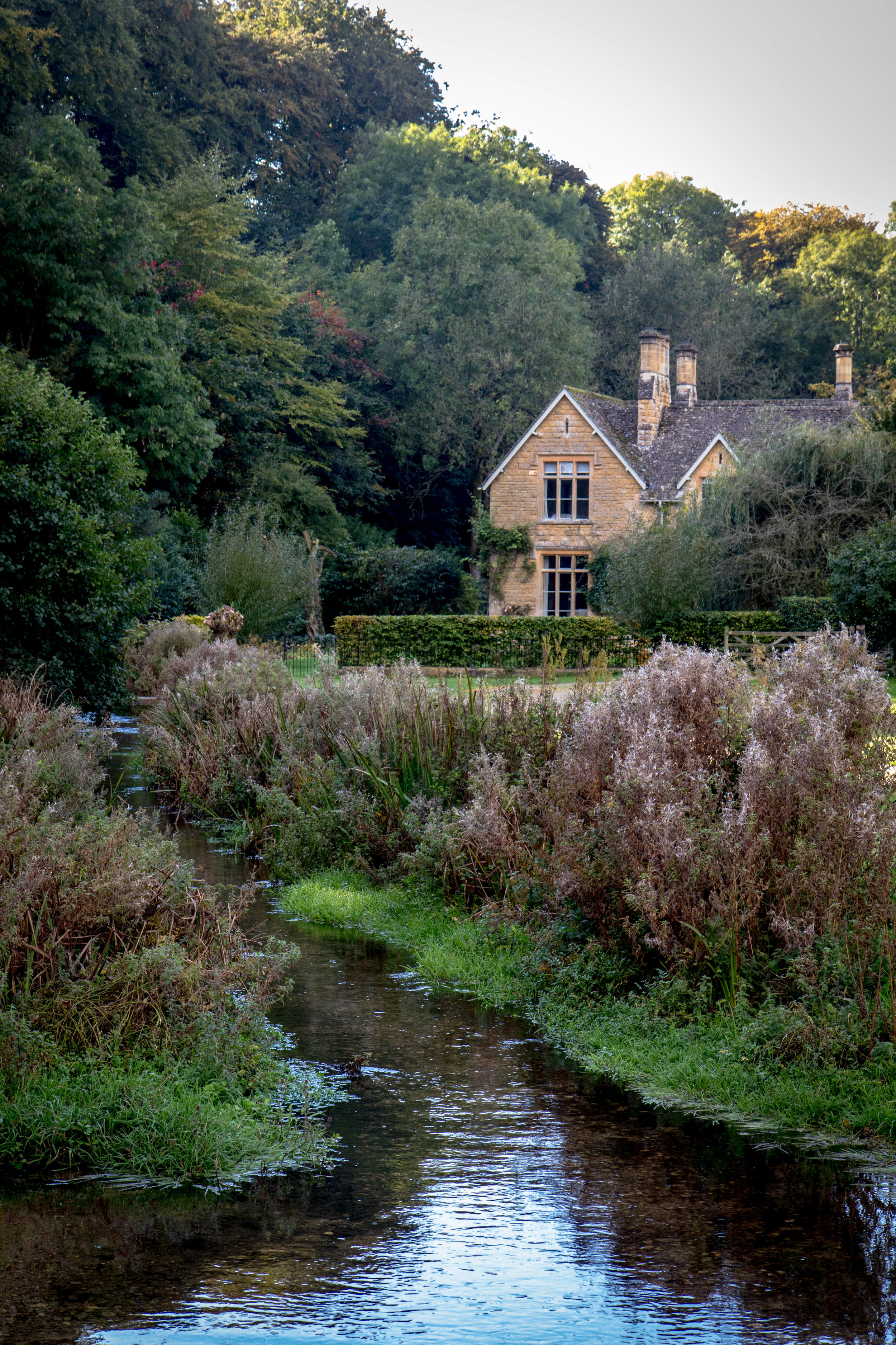 Upper Slaughter Cotswolds - Shannon Hammond Photography