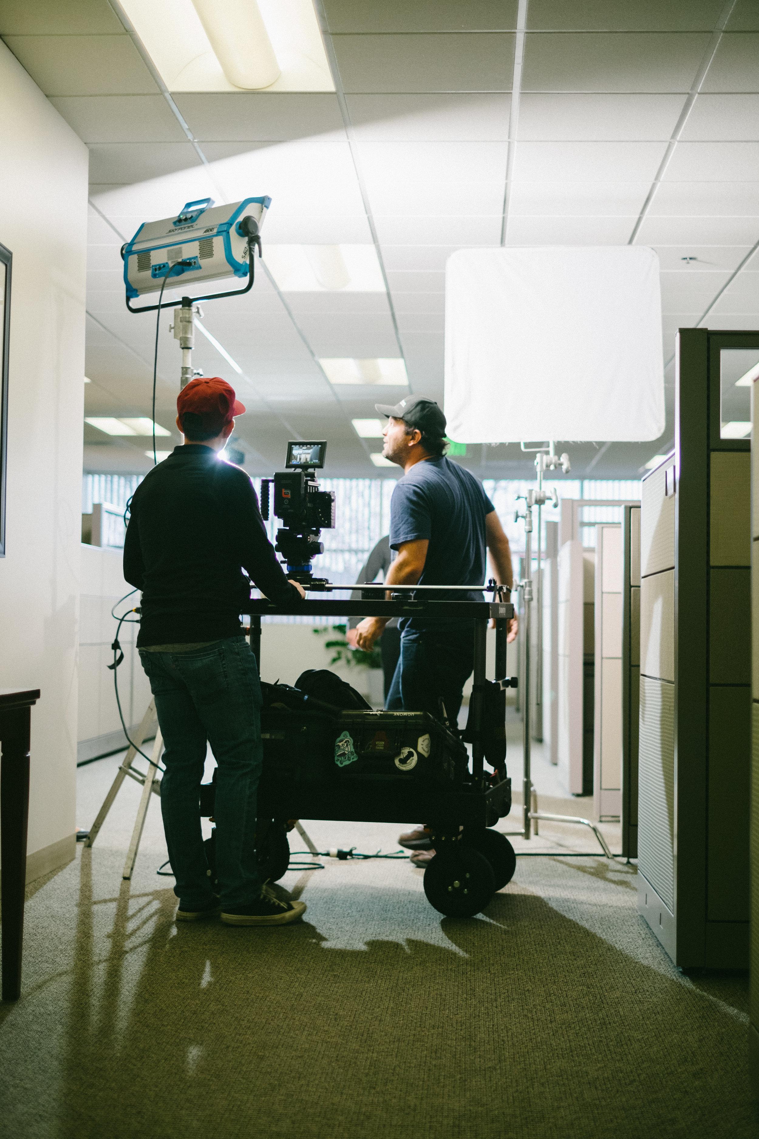 Motv Films shoot for IFG.