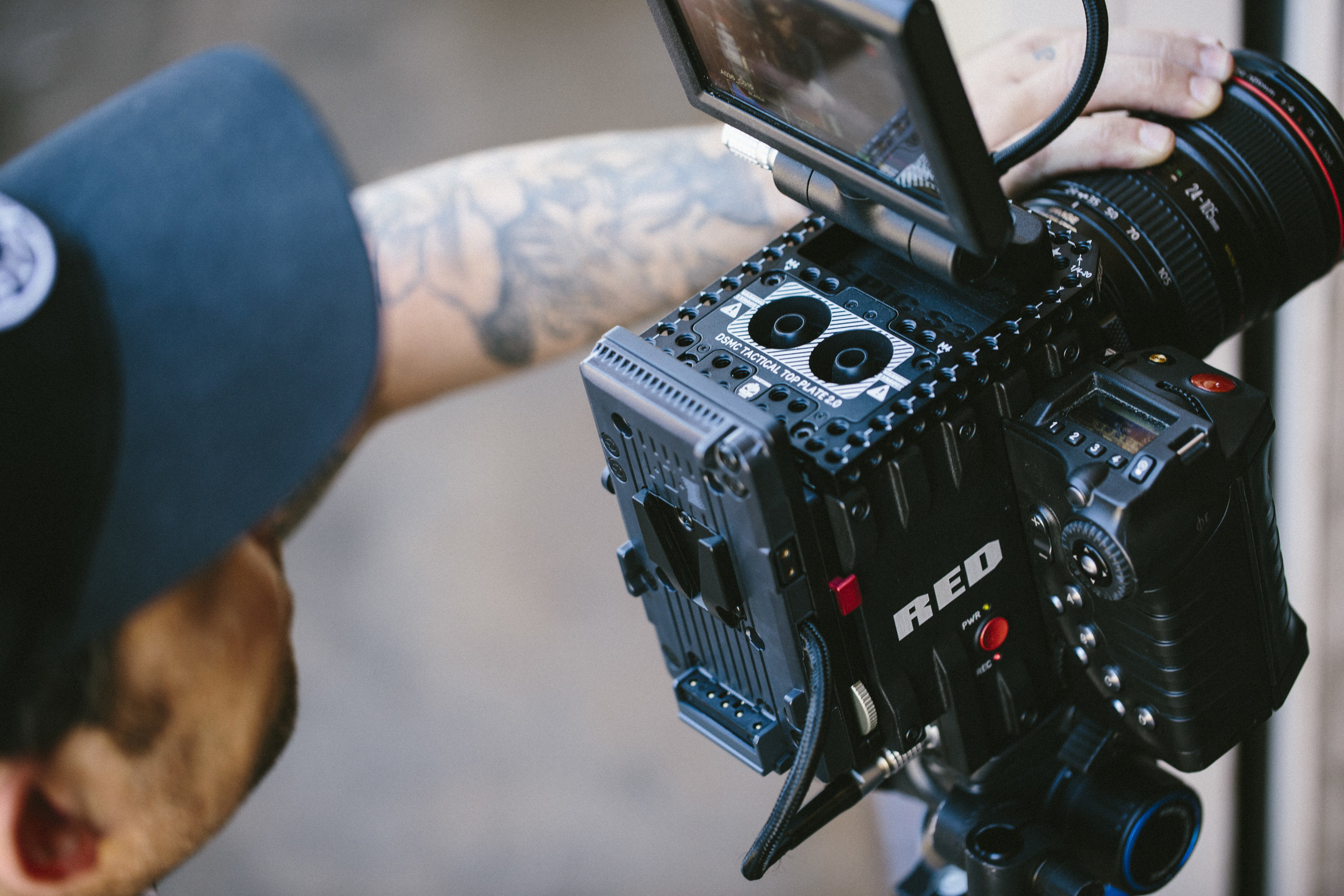 CRAFT - We take our craft seriously. Our job is to tell a great story and make it look amazing. Quality filmmaking is what we do best.