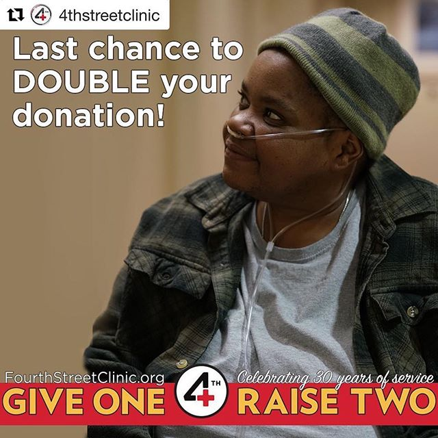 I did some in-kind photography work for one of my favorite nonprofits.  If you haven't found the perfect gift for that special someone, maybe make a donation in their name!  See below for details! #Repost @4thstreetclinic with @get_repost ・・・ Today is the last day of Give One Raise Two. Donate now and your gift is MATCHED! Link in bio 👉🏽 • • • • #saltlakecity #homelessness #utah #utahgram #saltlakecity #slc #healthcare  #utpol #december