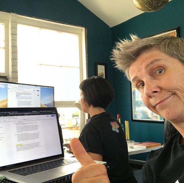 #GoodFireFilm our next documentary @chickeneggpics #Eggcelerator grant proposal due in T-minus 21 hours and counting! #womeninfilm #filmfatales  #femalecinematographer  #femaledirectors  #womeninfire  #goodfire #womenempowerment #staytuned