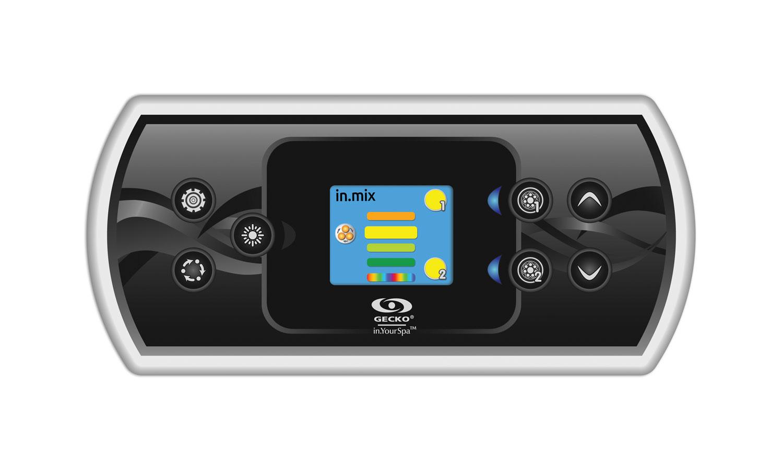 in.k500 keypad by Gecko Alliance