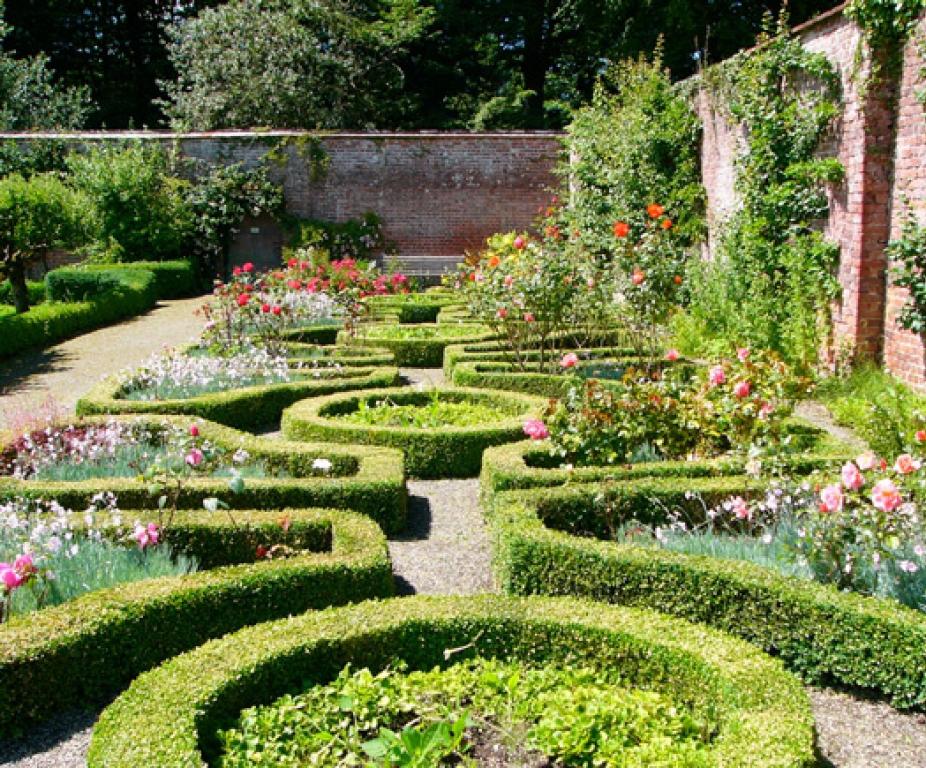 The Oakland Rose Garden