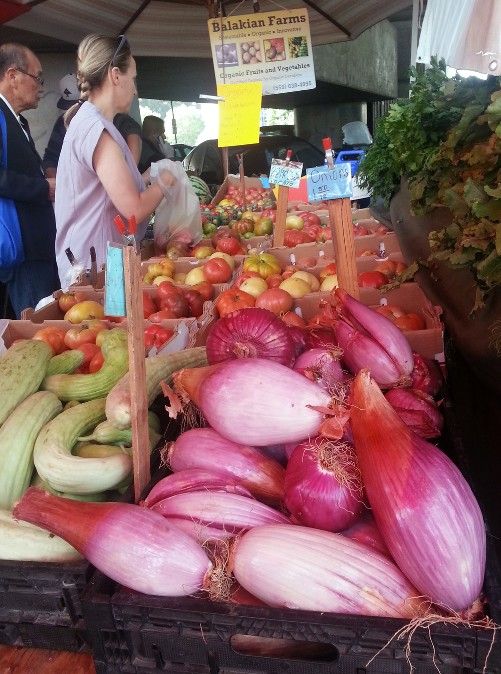 Grand Lake Farmers Market -- Every Saturday, everything you could need.