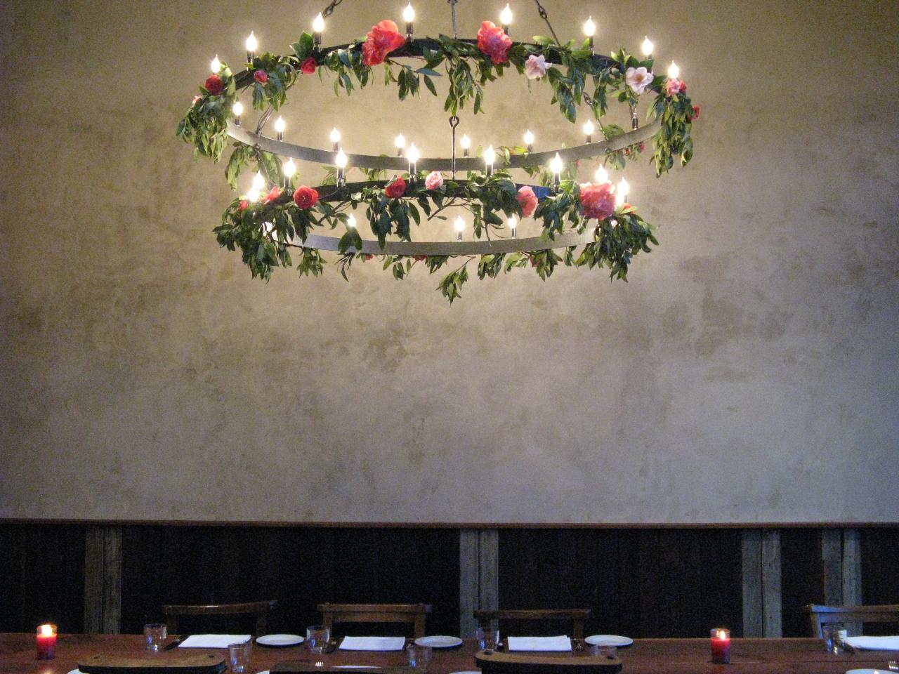 Camino Restaurant -- Five-star fare in a refined, grange hall-like interior.