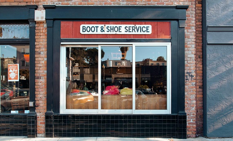 Boot & Shoe Service -- A locavore restaurant