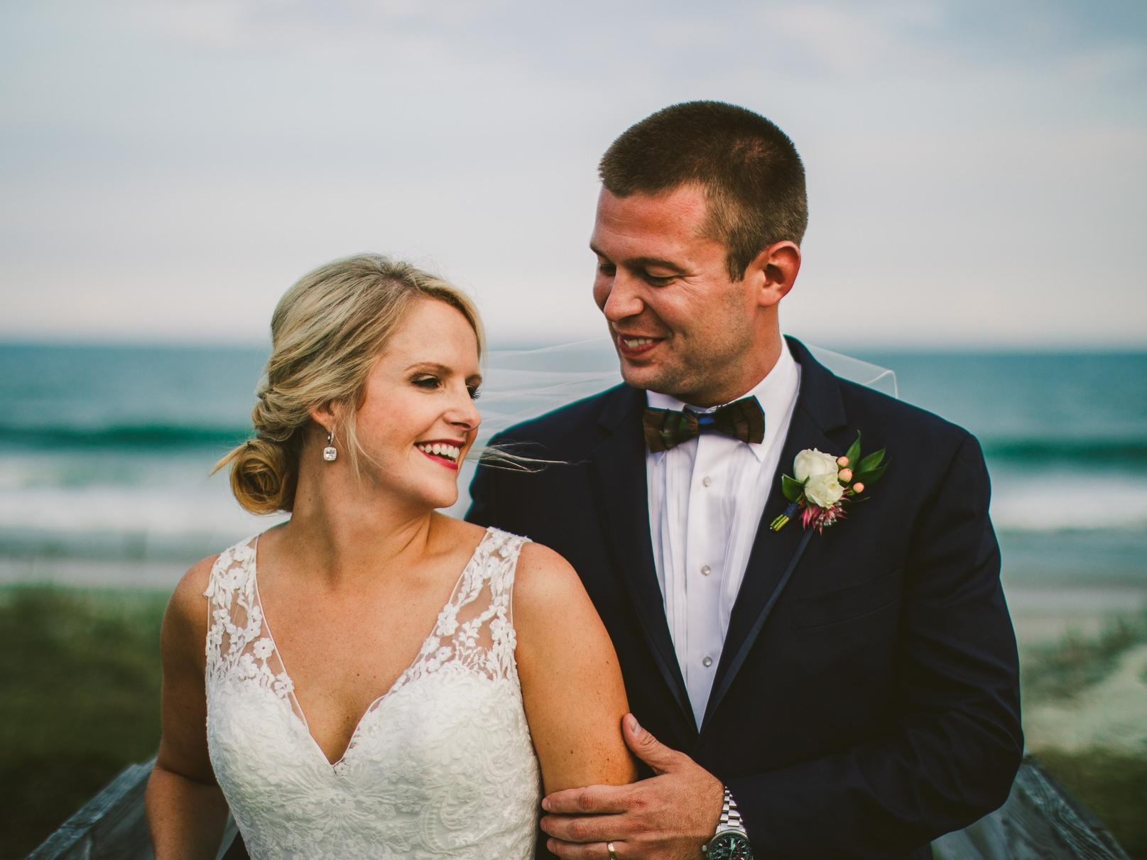 Lacey & Derek // Wedding - The Harbor & Yacht Club, Pawleys Island, SC 09.30.2017