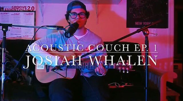 We am very happy to introduce Acoustic Couch A new YouTube series coming from us here at 4th Ave. We also very happy to tell you that episode one is up on YouTube! Go check it out! Link in bio
