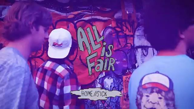 Everybody go check out @allisfairbandca new video for homesick!! Most of it was filmed at 4th Ave! Link in bio