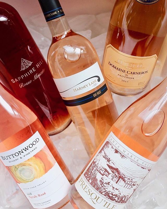 HAPPY NATIONAL ROSÉ DAY!