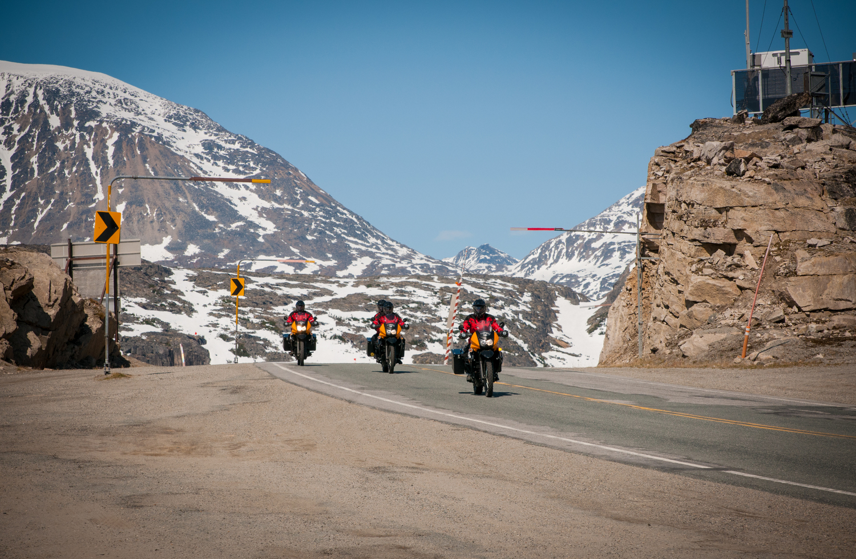 Motorcycle Rentals - Skagway, Alaska